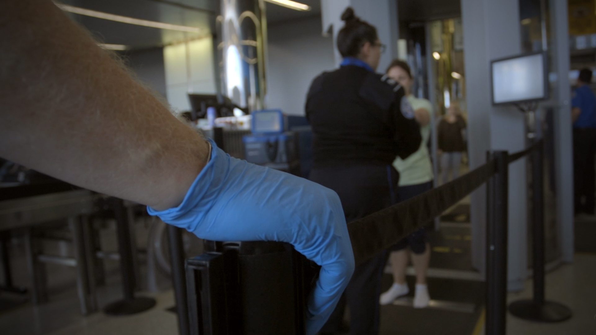 Here's what happens if the TSA catches you with marijuana at