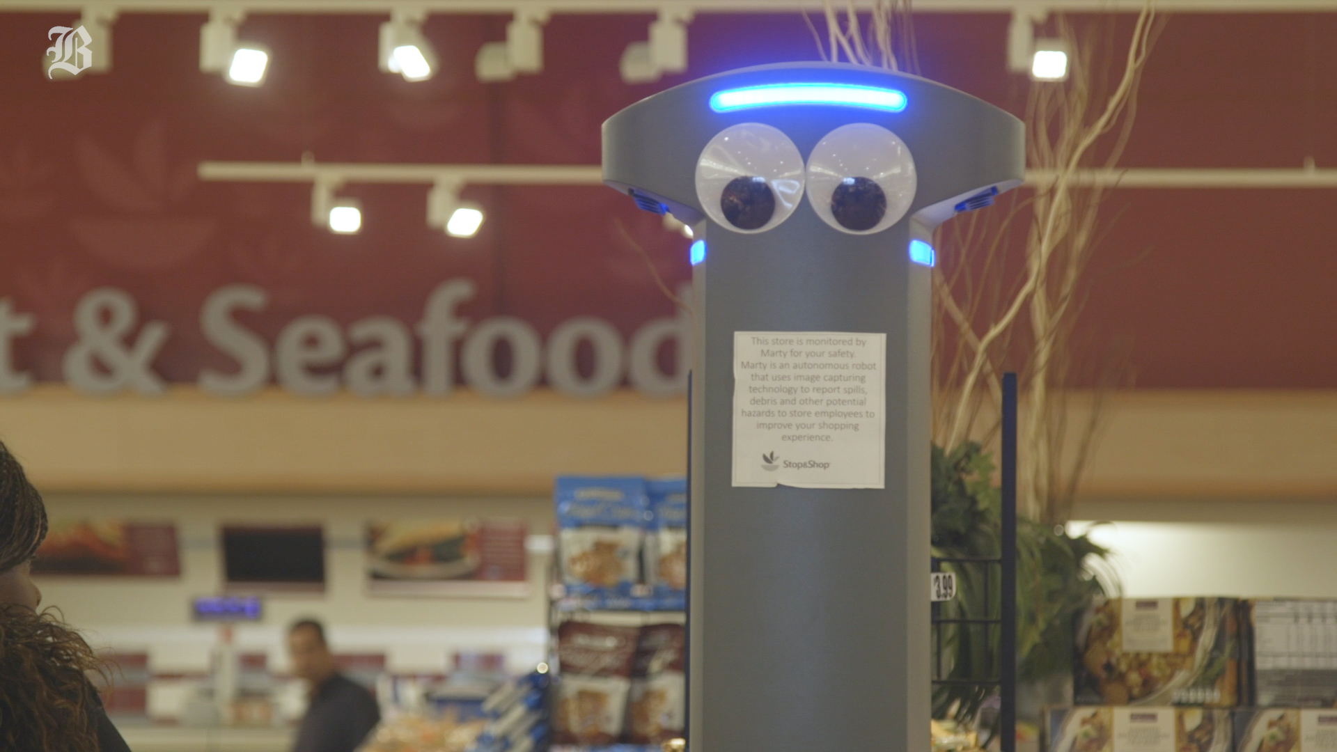 Robot in aisle 3: Retail turns more and more to machines