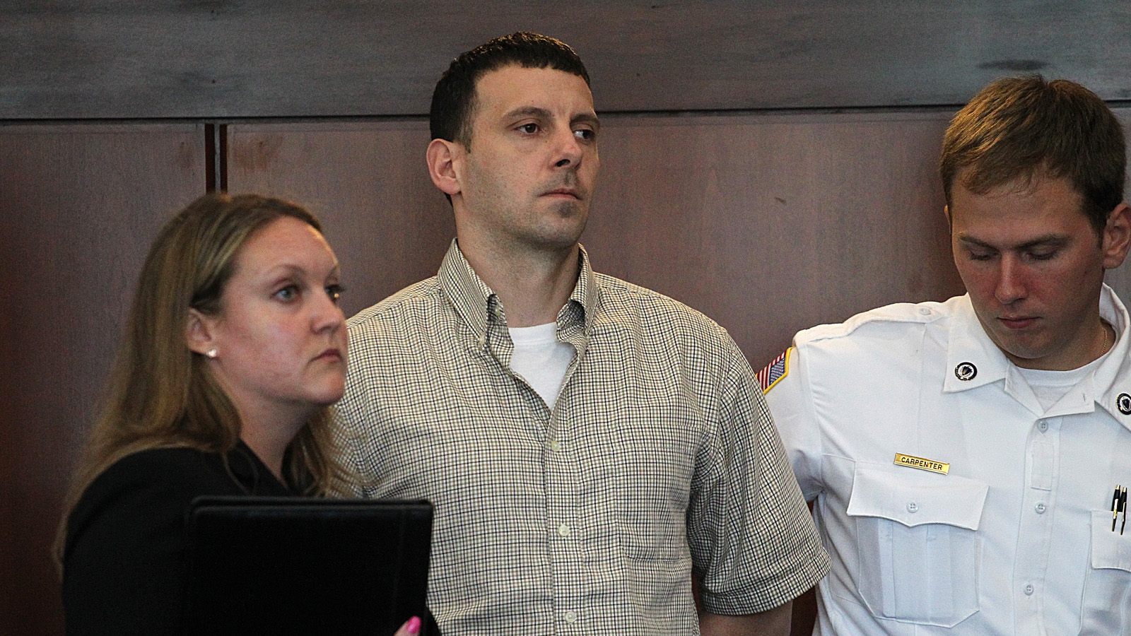 Suspect arraigned in murders of West Brookfield mother, children